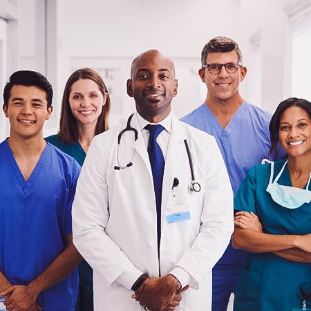 Aufruf Krankenhaus