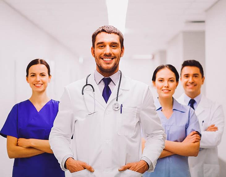 Krankenhaus Abteilung